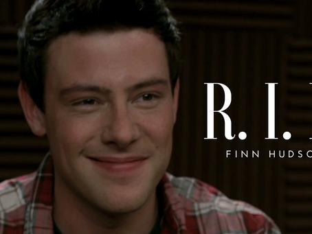 r.i.p. Finn Hudson