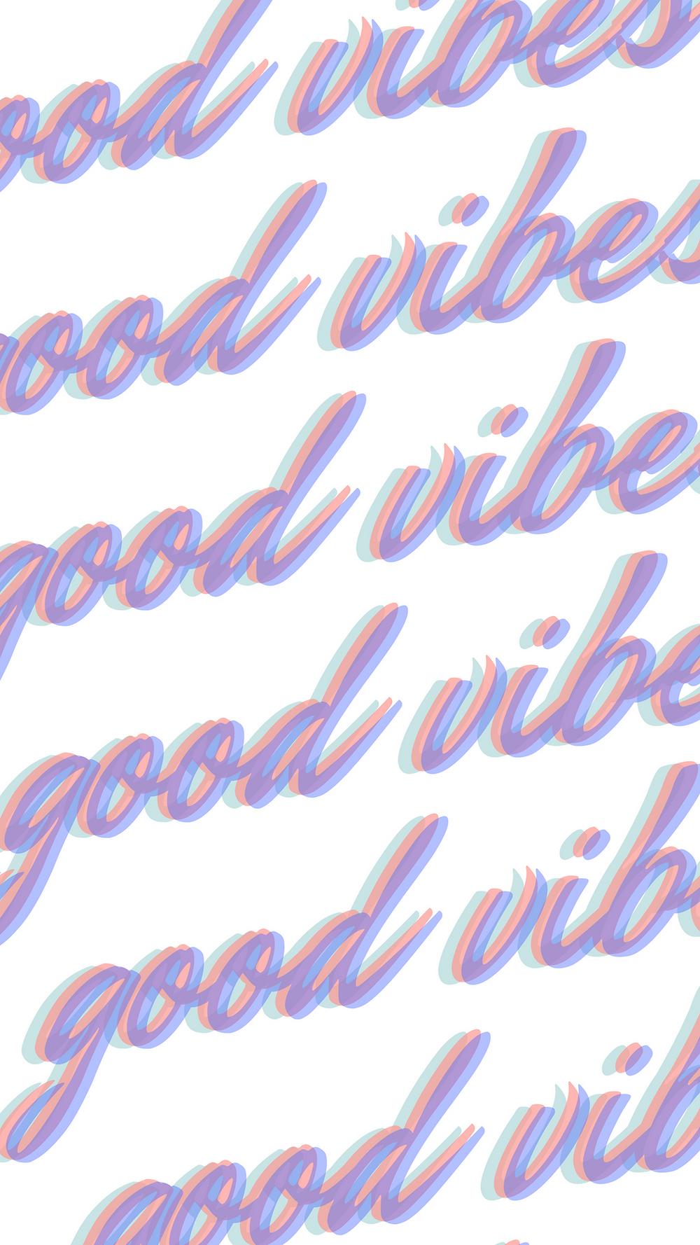 phone good vibes wallpaper