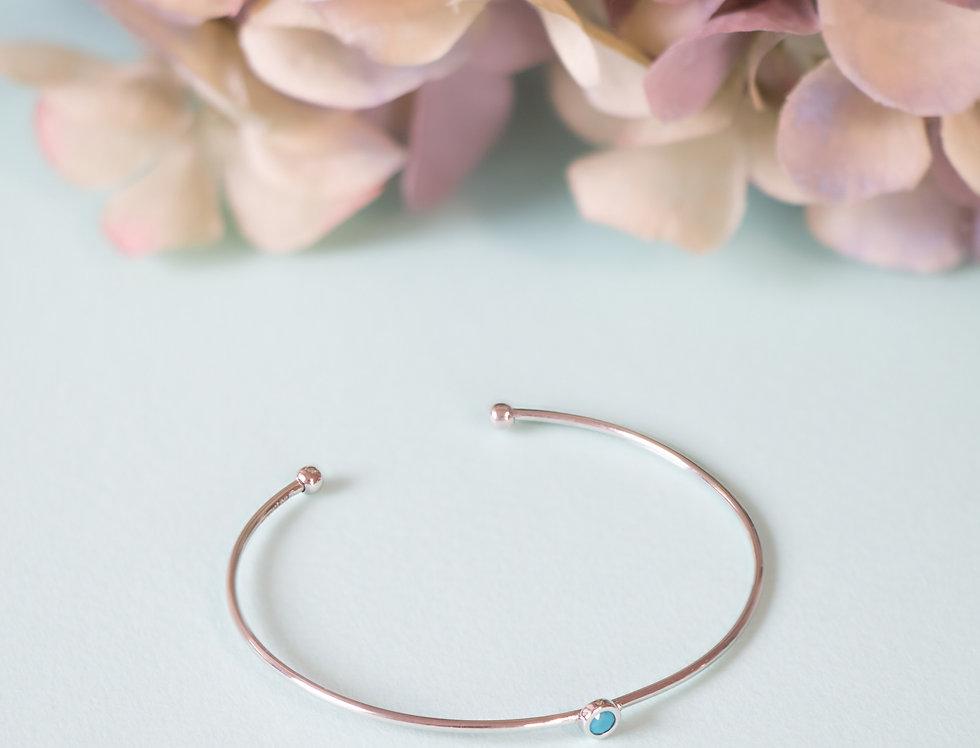 "Bracelet ""turquoise"""