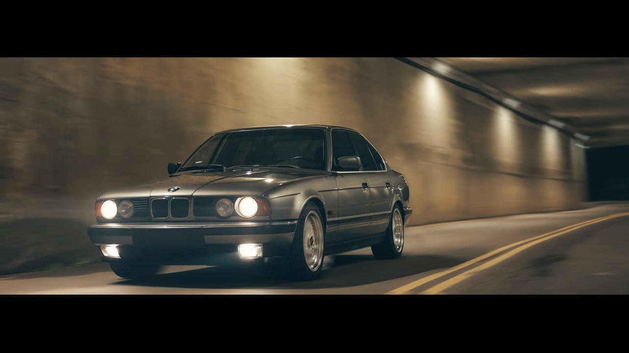 BMW E34 / almostforget   Teamapex