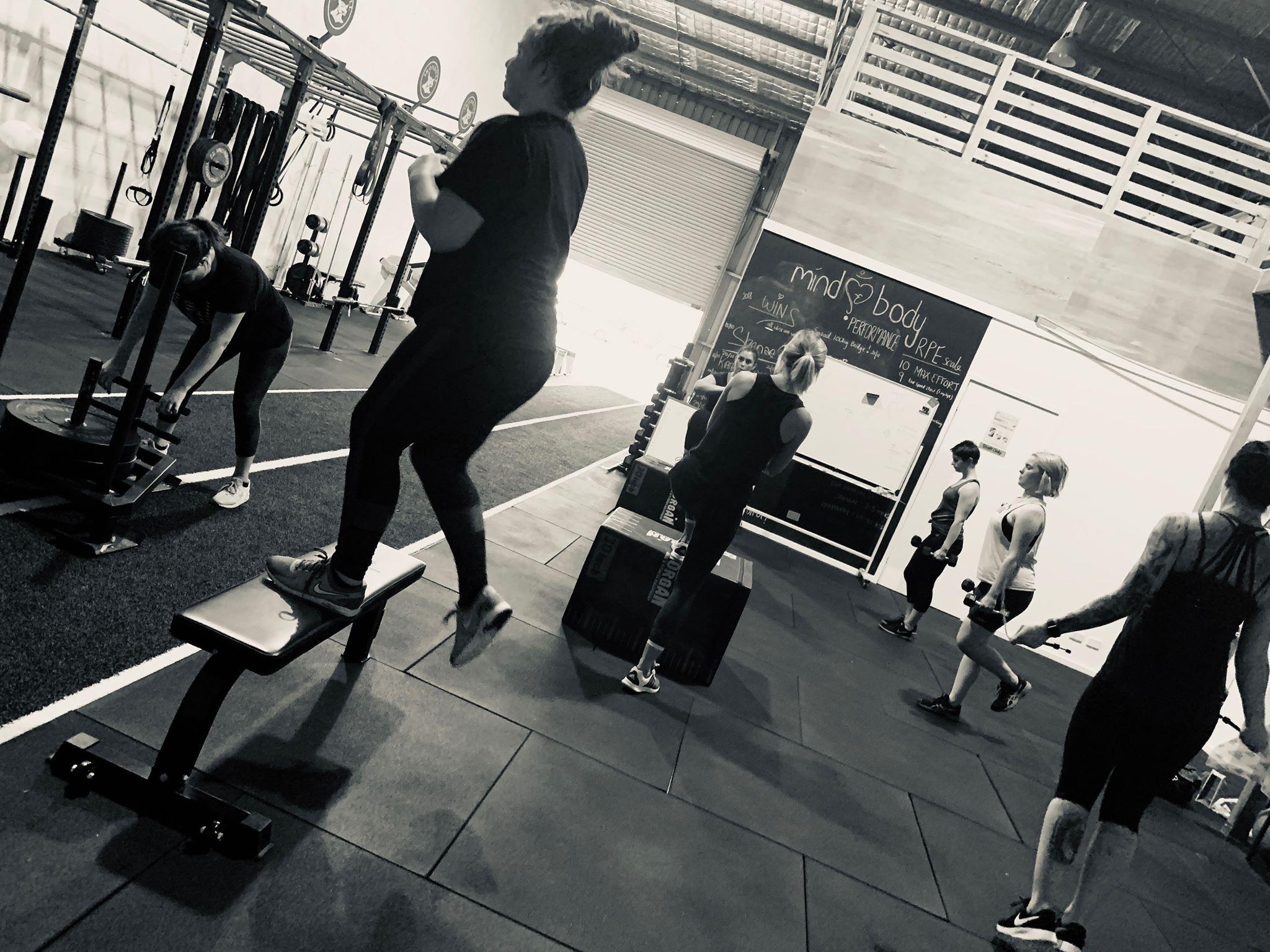 Gym School 1