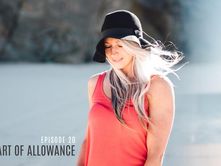Episode 20// The Art Of Allowance.