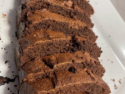Delish Cacao Brownie