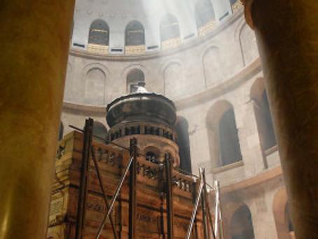 Christos Anesti! Votos de Feliz Páscoa de Bizantinística