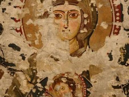 Em um dos monastérios mais antigos do mundo, pinturas únicas esperam pela sua contribuição