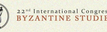 Impressões sobre o 22o Congresso Internacional de Estudos Bizantinos
