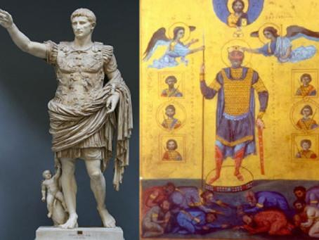 Entre solidificação cósmica e a transformação social ou o Império Bizantino realmente existiu?
