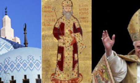 O Islã, o Imperador e o Papa.