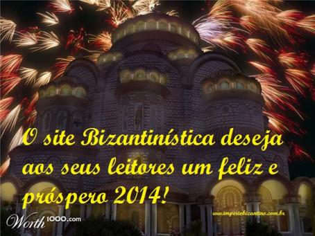 Resumo do ano e votos para o ano novo
