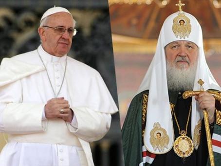 "O ""background"" histórico do encontro entre o papa Francisco e o patriarca Cirilo de Mosc"