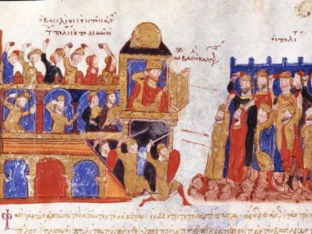 Participação popular na política bizantina