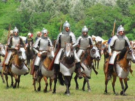 Clibanarii ávaros e a cavalaria pesada bizantina