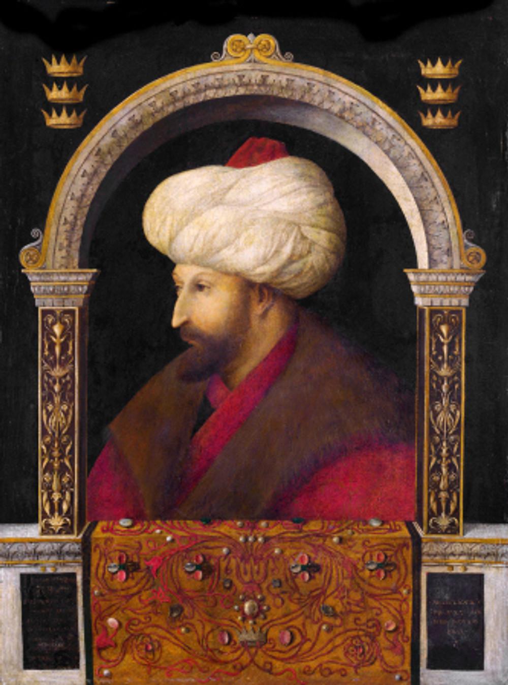 Maomé II o Conquistador