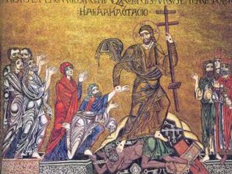 Christos anesti! Feliz Páscoa!