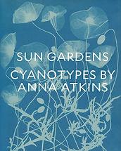 Sun Gardens Cyanotypes by Anna Atkins
