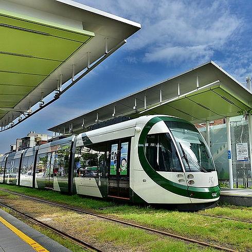 Kaohsiung Light Rail Tram