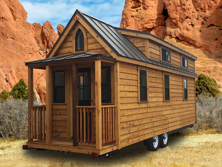 "Common types of ""Tiny Homes"""
