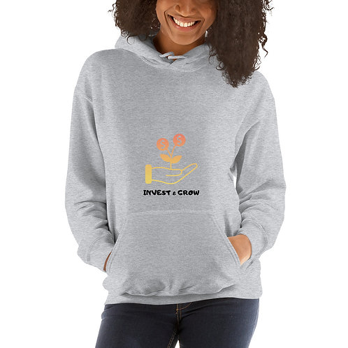 Invest and Grow Unisex Hoodie