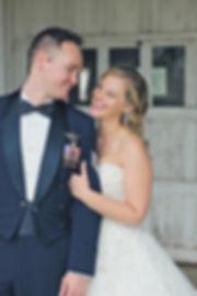 Dayton, Ohio outdoor wedding