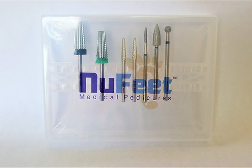 NuFeet® Pedicure Kit
