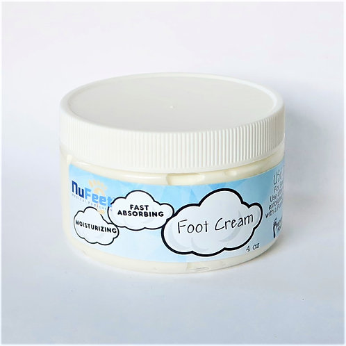 NuFeet® Foot Cream