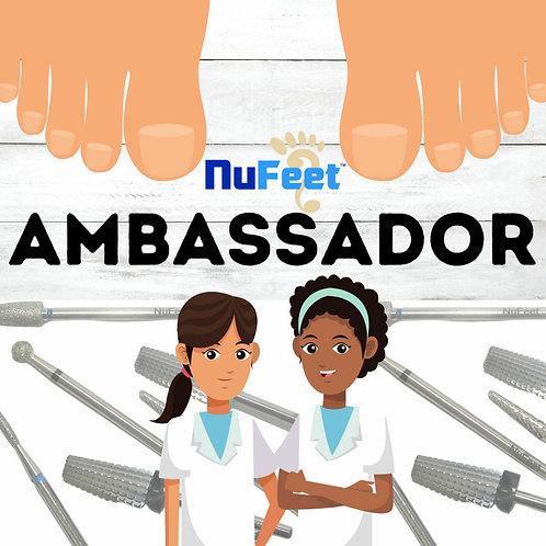 NuFeet Ambassador Certification