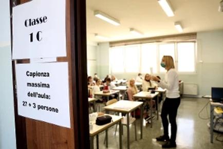 Scuola. Rientro in aula in 10 regioni per quasi 4 milioni di studenti