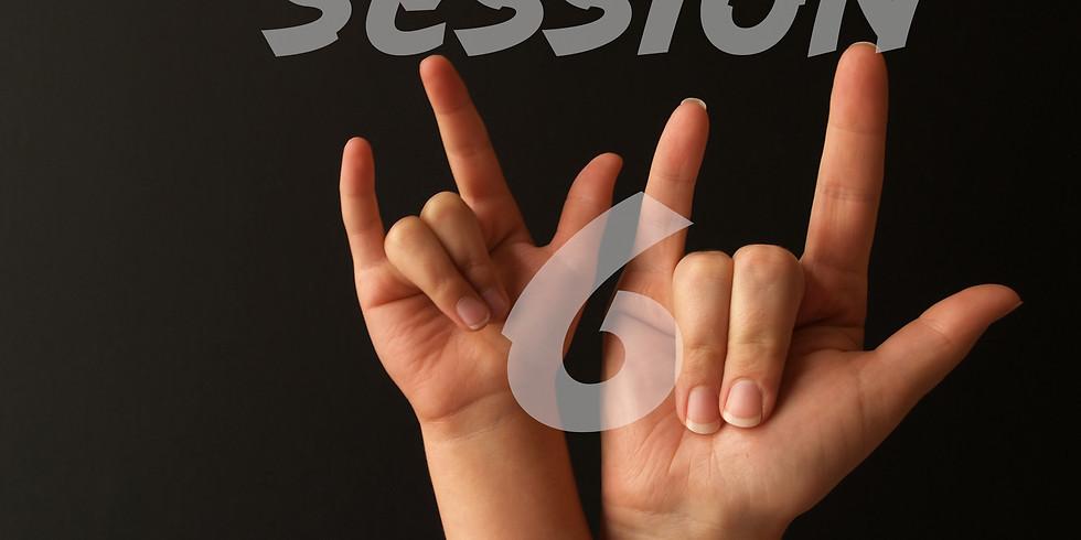 Sign Language Level 1 - Evening