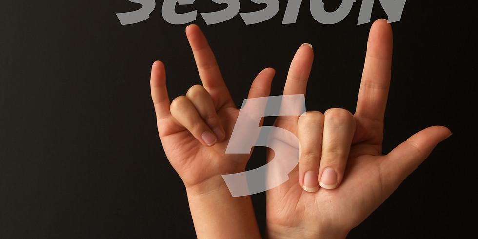 Sign Language Level 1 - Morning