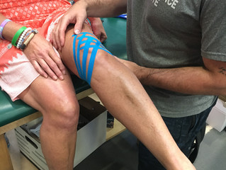 Post surgical rehab for athletes at Ryan Monaco Physical Therapy