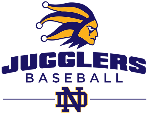 ND Jugglers Baseball final logo.png