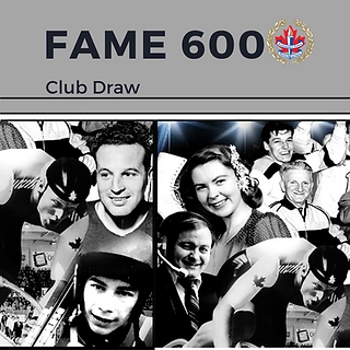 Fame 600 Club Tickets Now Available