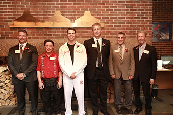38th Annual Induction Dinner and Ceremonies
