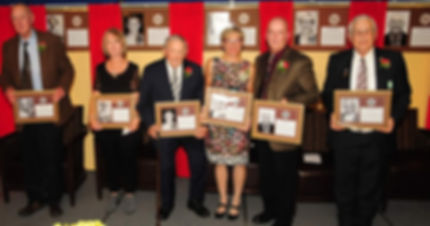37th Annual Induction Dinner and Ceremonies