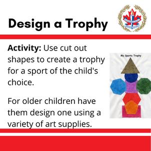 Design a Trophy