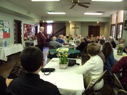 Bishop Cate's Visit 2013