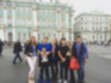 Hermitage con guía  la guía en San Petersburgo