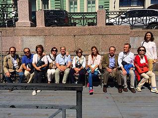 la guía en San Petersburgo las excursiones guiadas en San Petersburgo