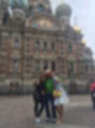 la guía en San Petersburgo los tours en San Petersburgo