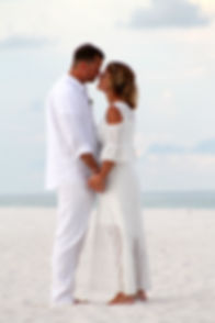 Penscola Beach Weddings