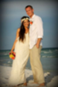 Pensacl Beach Weddings