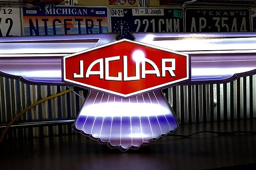 Jaguar LED Display Light