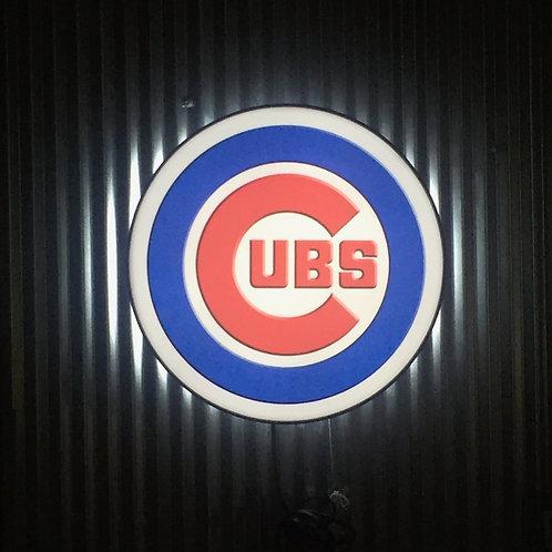 Cubs L.E.D Display Light
