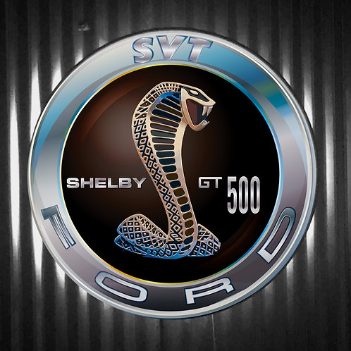 Shelby GT500 L.E.D. Display Sign