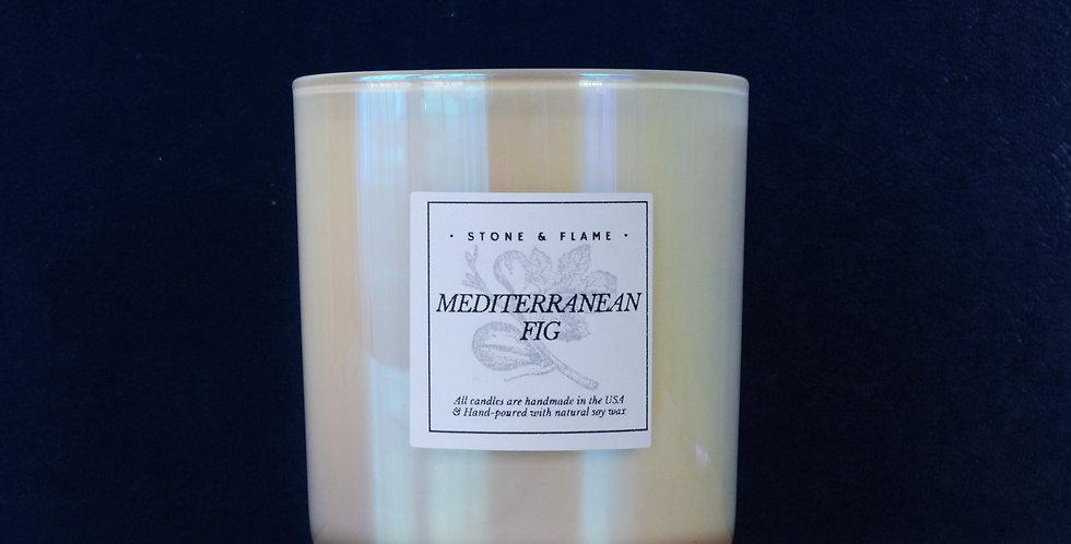 Mediterranean Fig Iridescent Spring/Summer Candle - 13oz