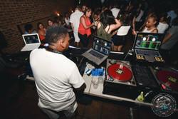DJ K-Storm White Party