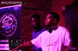 DJ K-Storm & Tony Baines
