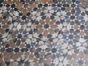 Arabic Tiles Studies in Morocco