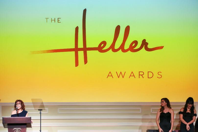 2019 Heller Awards host Mindy Sterling