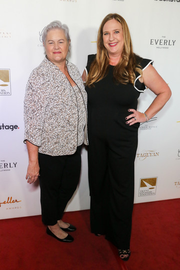 TAMMY WALLACE with CINDY HUFFMAN